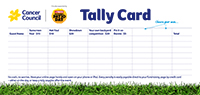 Tally Card